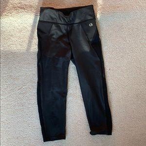 Kids XS black leggings/ Capris.